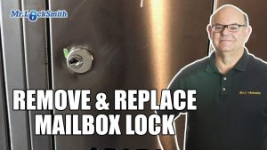 Replace Mailbox Lock Kelowna
