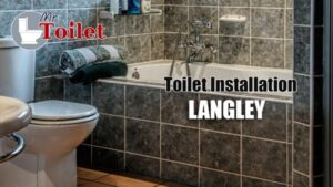 Toilet-Installation-langley